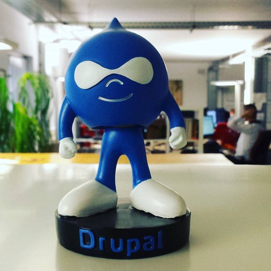 2016/08 A Shout Out for Drupal
