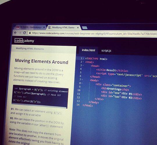 Are We Failing HTML?