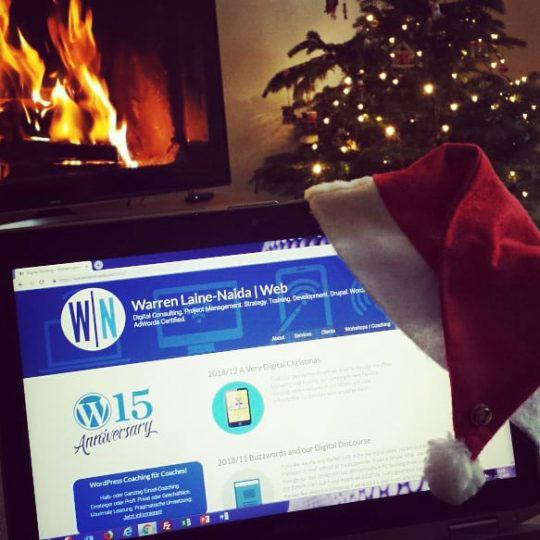 A Very Digital Christmas