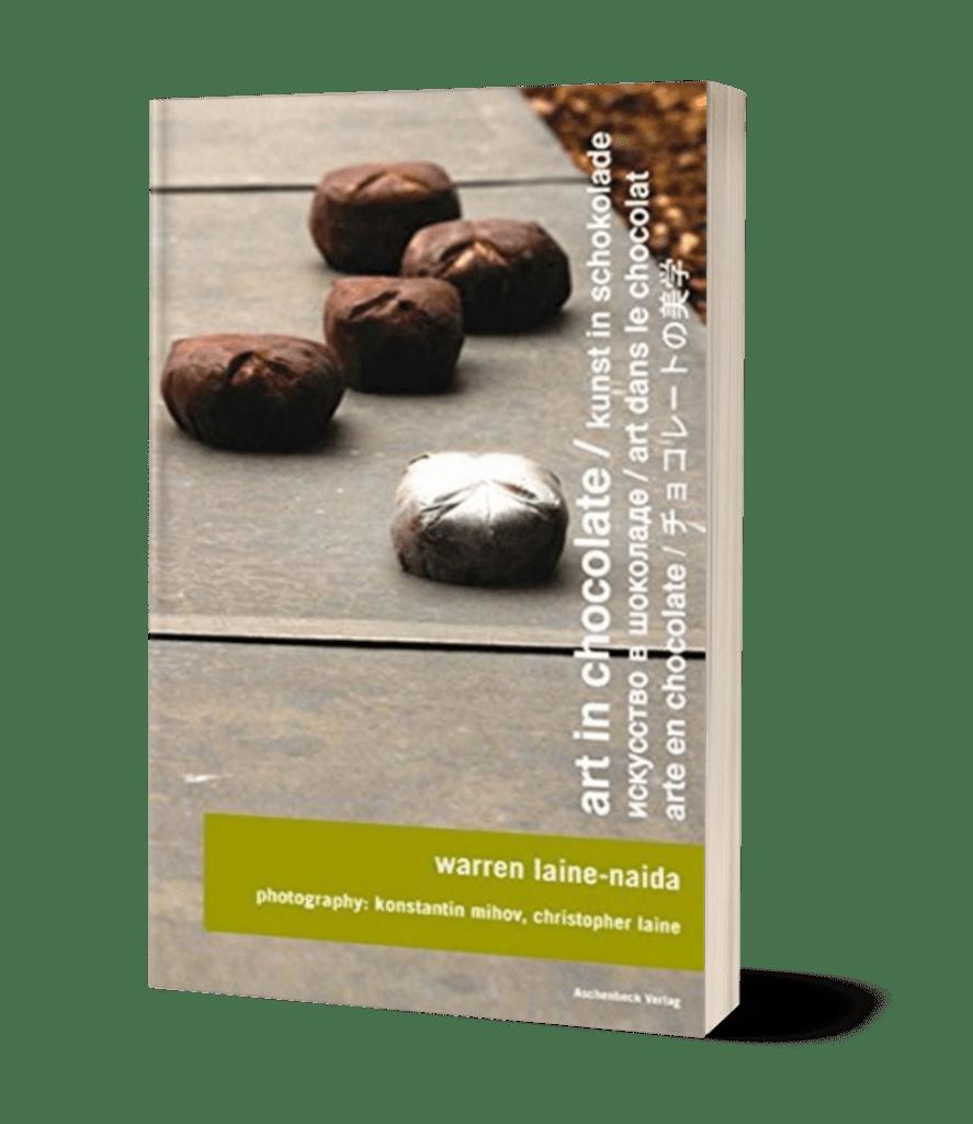 Warren Laine-Naida Art in Chocolate
