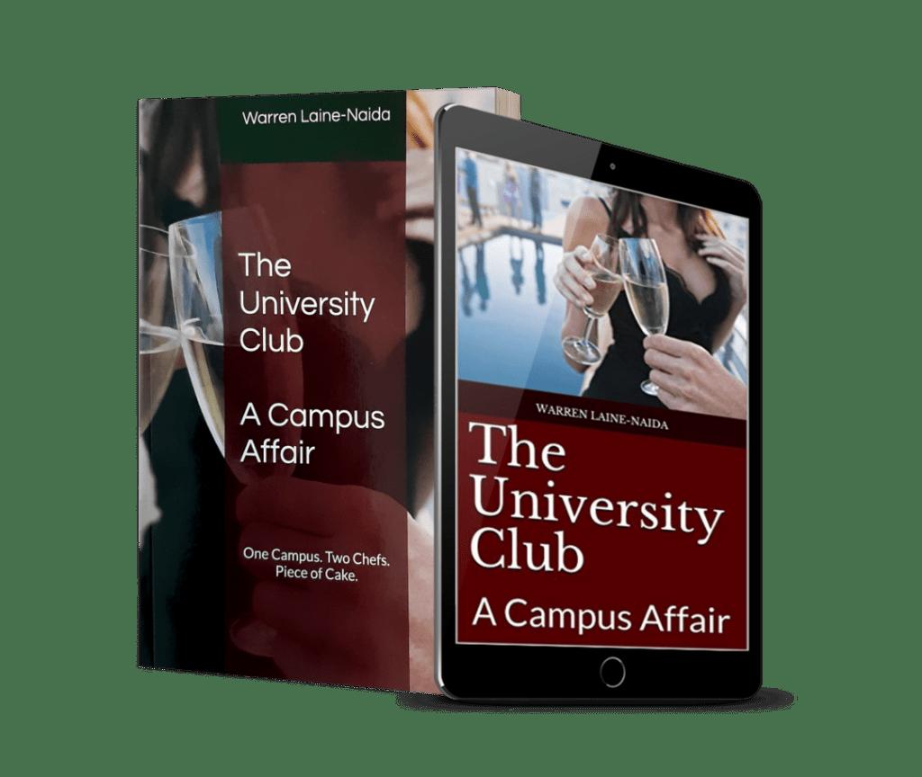 Warren Laine-Naida The University Club - A Campus Affair
